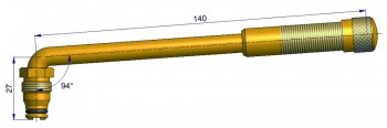 Вентиль TRJ 652 S-4037-1